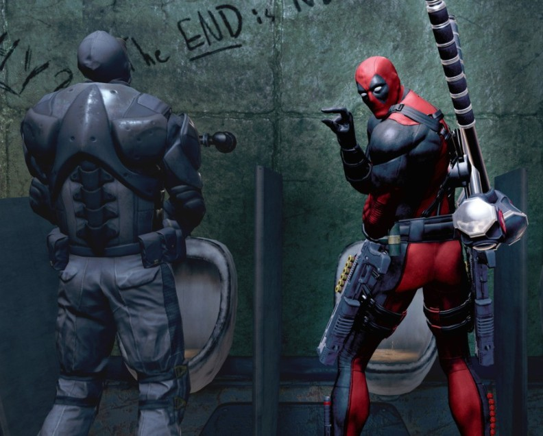Deadpool Files